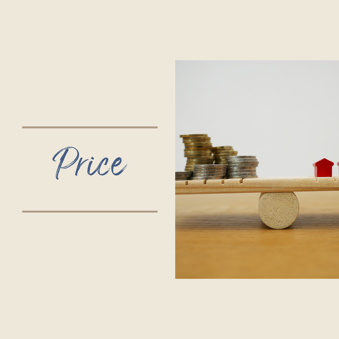 how to price your home right