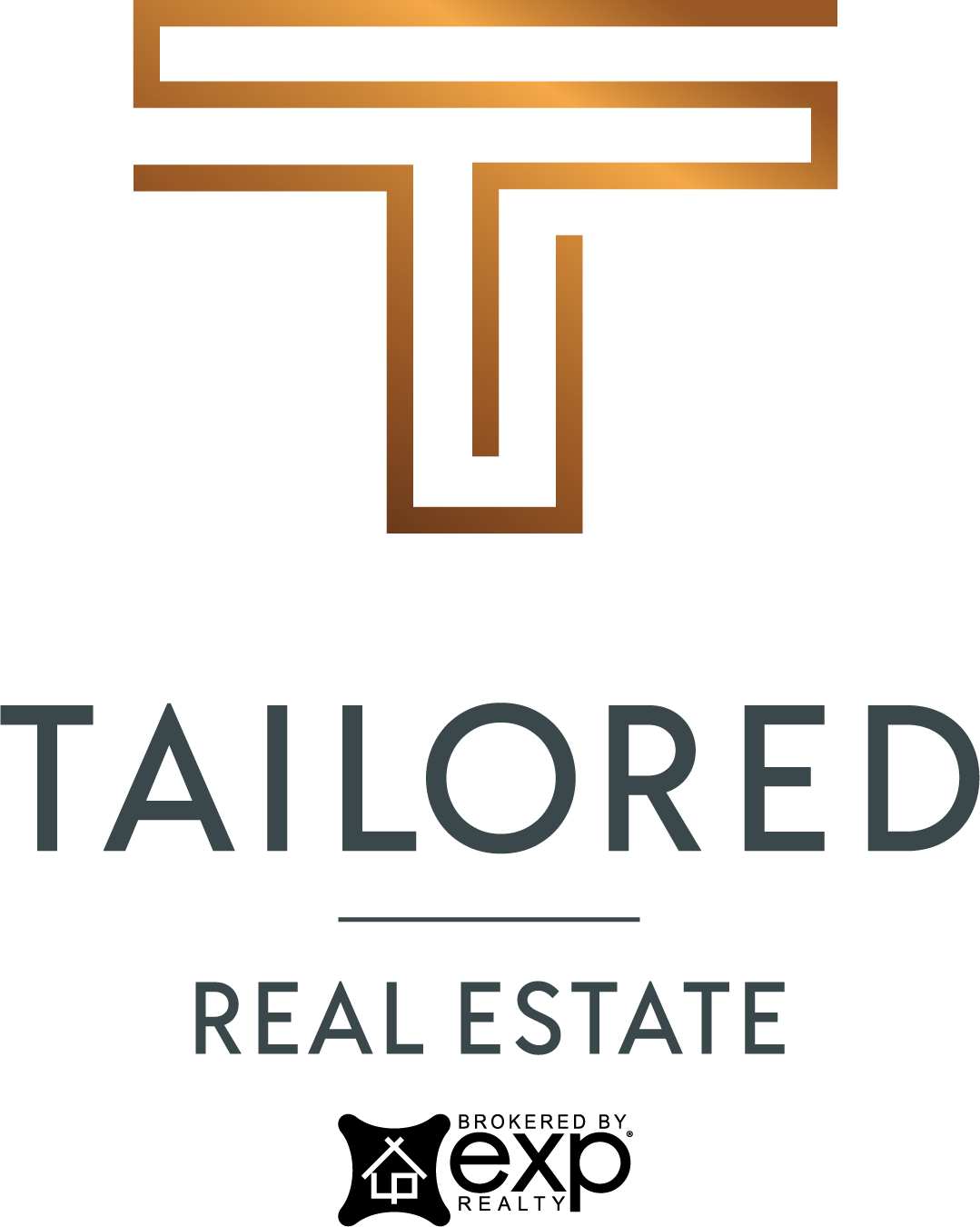Tailored Real Estate brokered by EXP Realty Logo Denver NC 28037